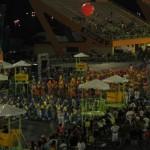le sfilate delle scuola di samba